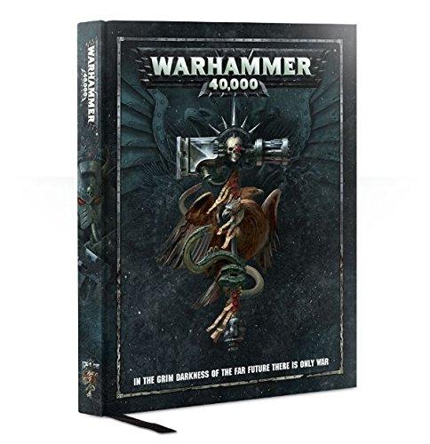 - Games Workshop Warhammer 40,000 Rulebook