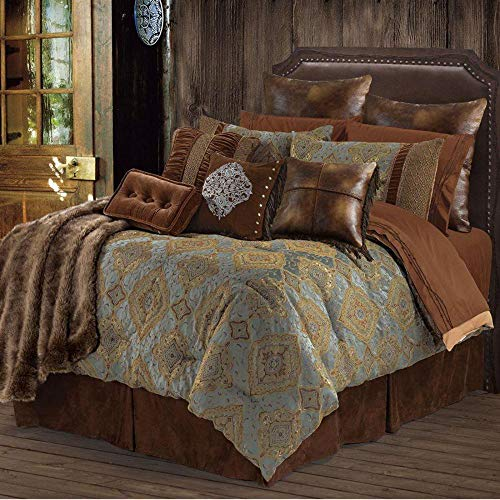 Cowgirl Kim Bianca Comforter Set