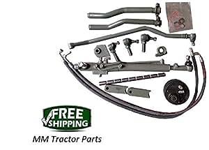 power steering conversion kit massey ferguson mf 135