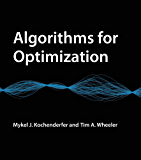 Algorithms for Optimization (The MIT Press)
