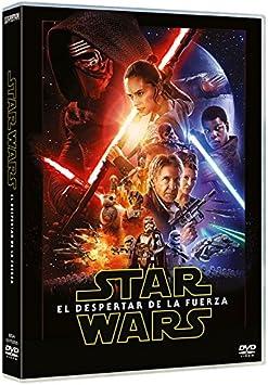Pack Sphero BB-8, robot electrónico + Star Wars: El Despertar De La Fuerza [DVD]: Amazon.es: Juguetes y juegos
