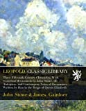 img - for Three Fifteenth-Century Chronicles, With Historical Memoranda by John Stowe, the Antiquary, and Contempory Notes of Occurances Written by Him in the Reign of Queen Elizabeth book / textbook / text book