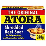 Atora Shredded Beef Suet 240g - Pack of ...