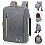 707e4dd8254 8, Lifewit Laptop Backpack 15.6 inch Convertible Business Briefcase 3 in 1  Multi-functional Computer Bag