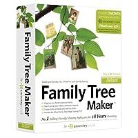 Family Tree Maker 2008 Deluxe (PC)