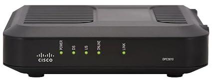 CISCO DPC3010 CABLE MODEM USB TREIBER WINDOWS 7