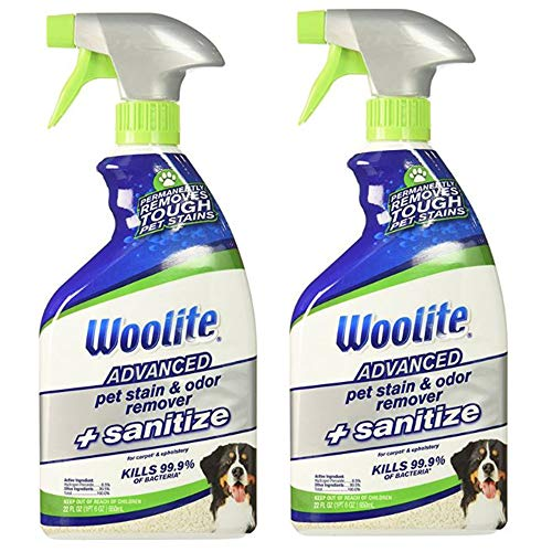 Woolite Advanced Remover Sanitize 2618