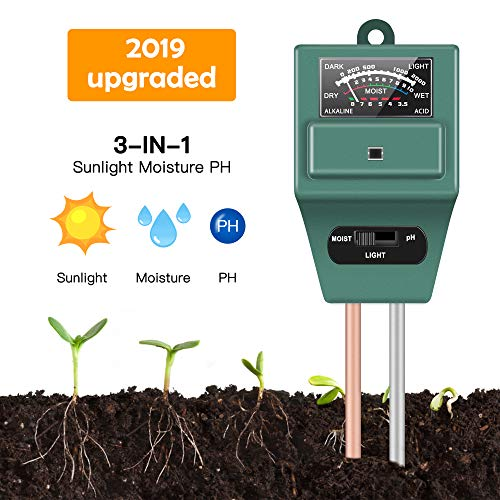 Soil Moisture Sunlight Ph
