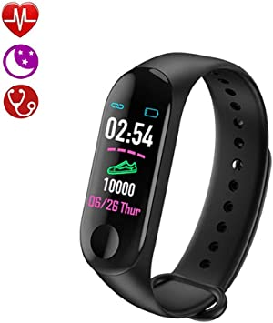 AIGUO Monitor de Ritmo cardíaco para Reloj Inteligente ...