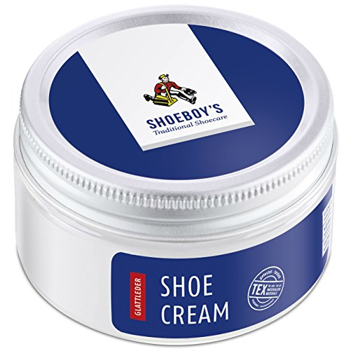 Shoeboy's Opaque White Shoe Cream