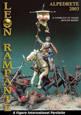 アンドレアミニチュアズ FIM-S01 Leon Rampante 2003