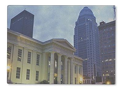 Gear New Cutting Board, Jefferson County Building In Louisville Kentucky