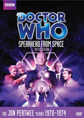 Doctor Who: Spearhead from Space (Story 51) – Special Edition