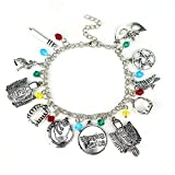 Vampire Diaries Creative Bracelet,Fashion and Creative, A Perfect Gift for Girlfriend or Wife