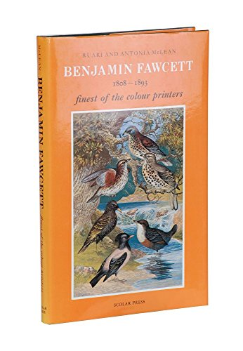 Benjamin Fawcett: Engraver And Colour Printer