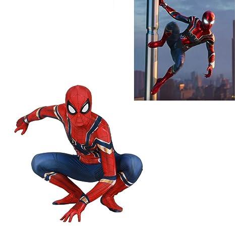 MMwang Spiderman Disfraz Adulto Traje NiñO, Traje De ...