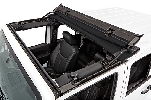 Bestop 52450 17 Black Twill Sunrider For Hardtop For 2007
