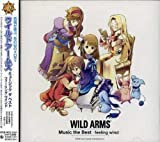 Wild Arms Music the Best-Feeling Wil by Various Artists (2006-08-23)