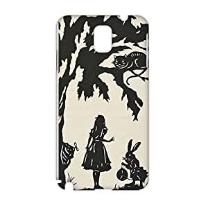 Evil-Store Alice in Bomberland 3D Phone Case for Samsung Galaxy Note3