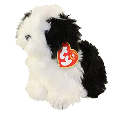 Ty Beanie Babies - Poofie the Dog: Toys & Games