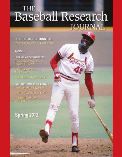 Baseball Research Journal (BRJ), Volume 41 #1 (The Baseball Research Journal) Text fb2 book