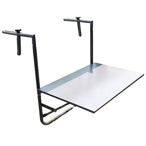 Tische Klapptisch Nordic Stil Balkongeländer Hängetisch Höhe