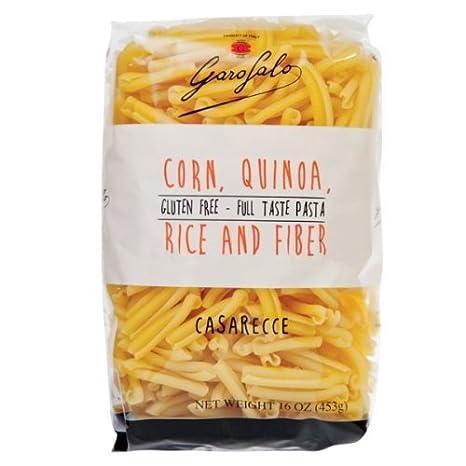 Garofalo Gluten Free Casarecce Pasta, 16 oz (Pack of 2)