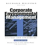 img - for Corporate Environmental Management 1 book / textbook / text book