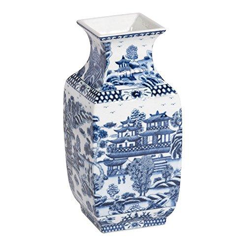 orcelain Vase, Blue ()