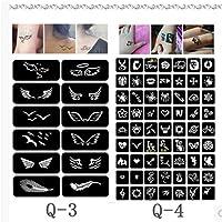 Tatuaje Pegatinas De Tatuaje Detrás De La Espalda De Zhao Yunman ...