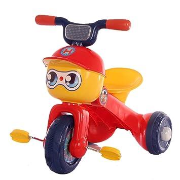 Tricycle Les Pliant De 3 Toy Pédale Bicyclette Enfants 2 Pour 1 txhroCsQdB