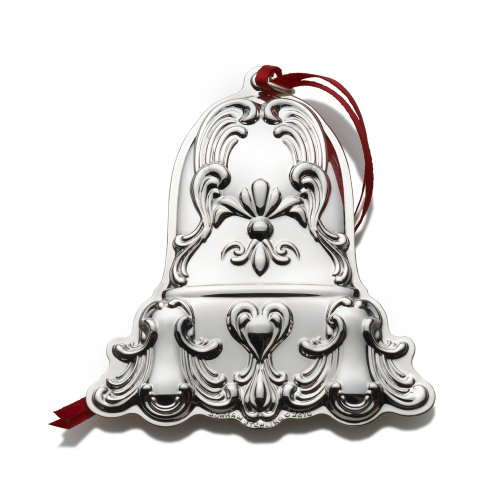 Bell Gorham - Gorham 2010 Chantilly Bell Ornament, 3rd Edition