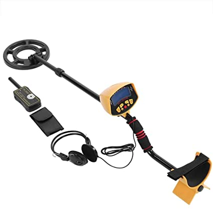 Tools - Md3010ii Metal Detector Treasure Gold Digger Lcd Screen Tx2002 Headphone - Portable Ring Kids