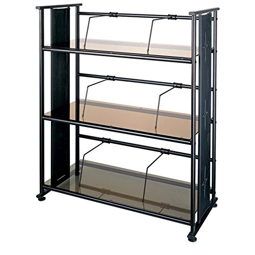 dainolite-dbs-326-bz-obb-elegant-bookcase-with-bronze-glass-oil-brushed-bronze