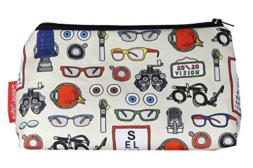 Selina-Jayne Opticians Limited Edition Designer Toiletry - Uk Spectacles Designer