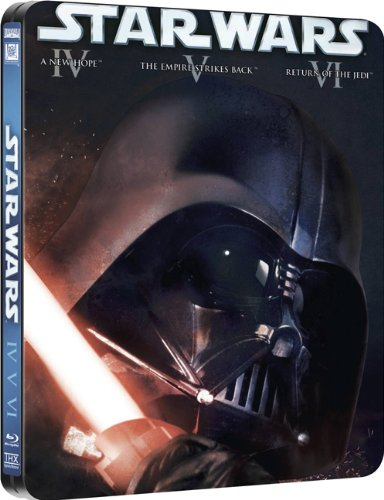 Star Wars Original Trilogy Steelbook Japan Blu Ray Forum