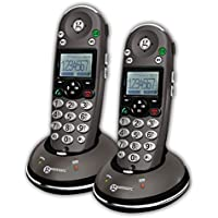 Sonic Alert Amplified Digital Cordless Phone - 2 Pack