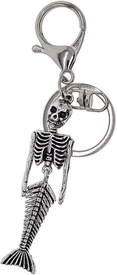 5x Vintage Silver Halloween Skeleton Skull Hand Charm Pendant Findings Making