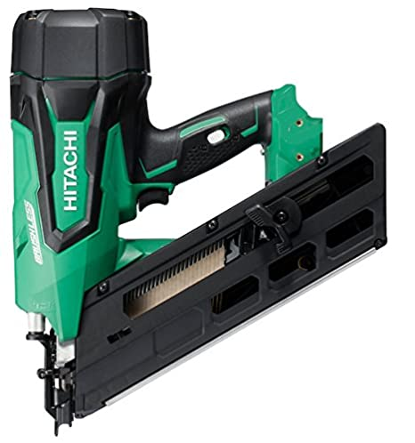 Hitachi Nr1890 Dbcl J6 18v 1st Fix Cordless Nailer Body Only Amazon
