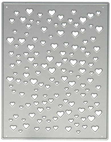 Hero Arts DI348 Heart Confetti Fancy Dies Paper Cutting (Heart Hero Arts)