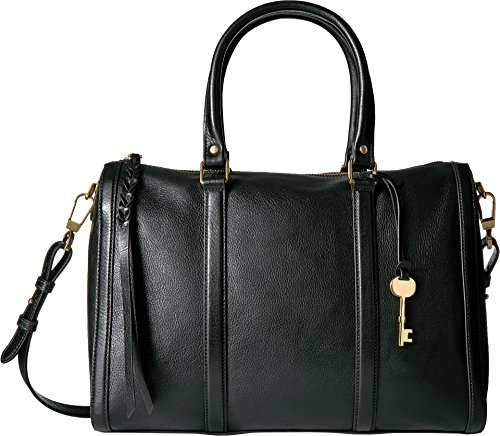 Fossil ZB7144001, Black, 19.5'' Shoulder Drop by Fossil