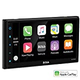 """Boss Audio Systems BVCP9675 Double Din, Apple CarPlay, Bluetooth, MP3/USB (No CD/DVD) AM/FM Receiver, 6.75"""" Capacitive Touchscreen"""