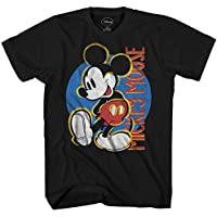 Mickey Mouse Final Touches Disneyland Disney World Tee Funny Humor Adult Mens Graphic T-shirt