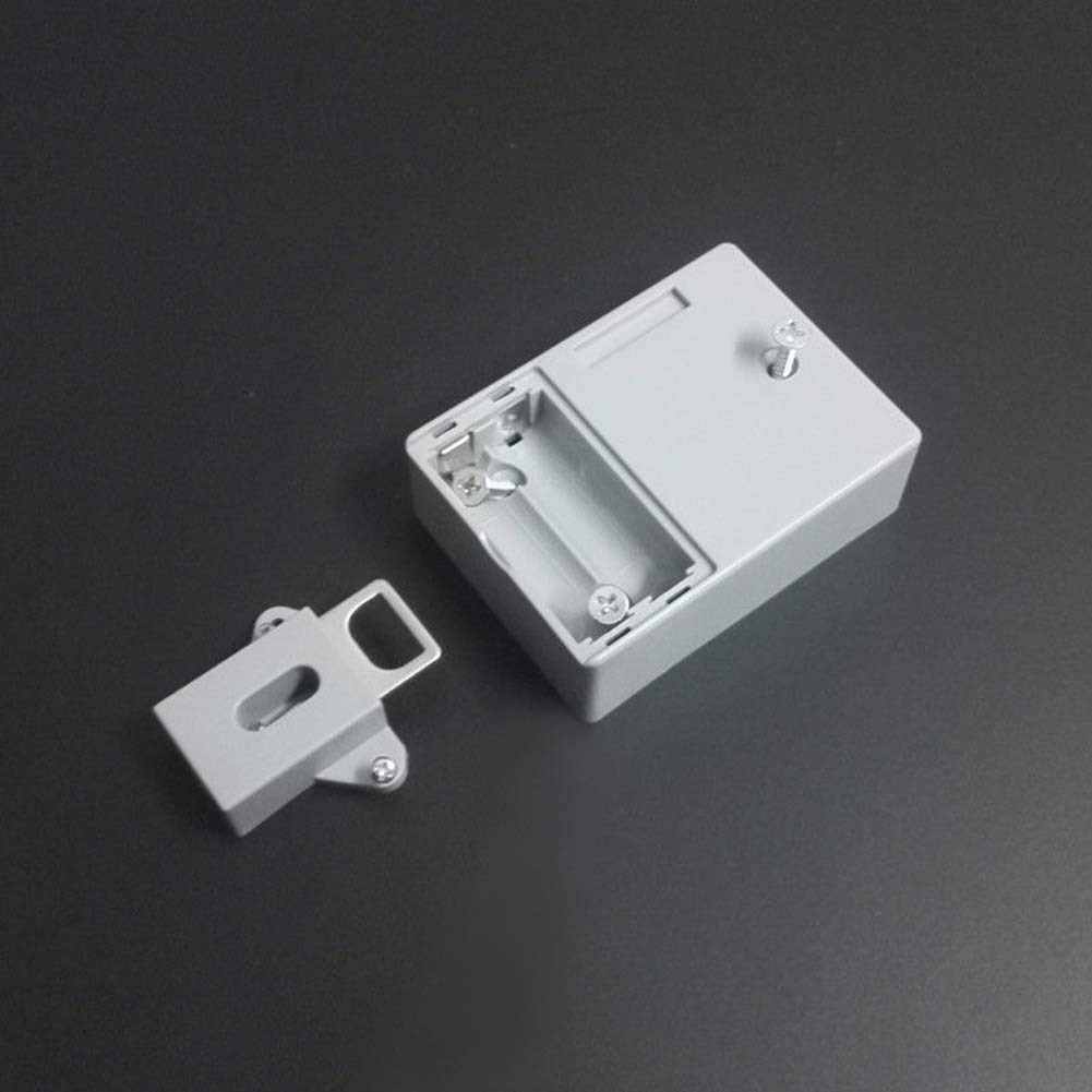 Amazon.com: Diconna RFID Electronic Cabinet Lock Hidden DIY Lock Kit Set for Drawer Locker: Office Products