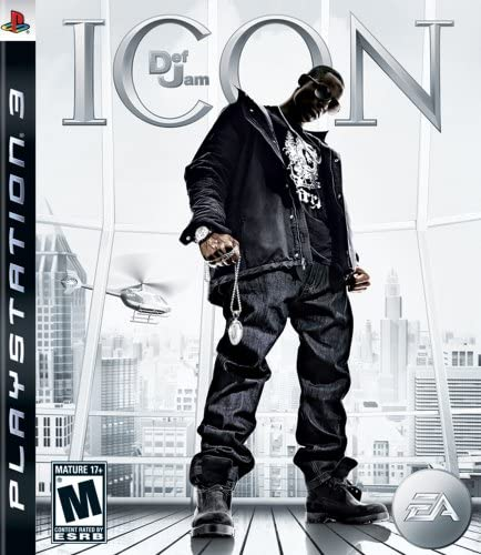 Def Jam Icon - Playstation 3 by Electronic Arts: Amazon.es ...