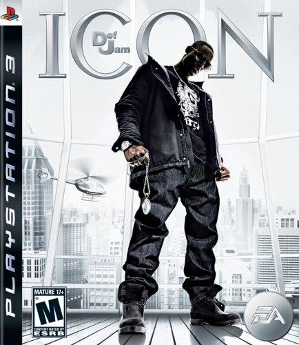 Def Jam Icon - Playstation 3 -