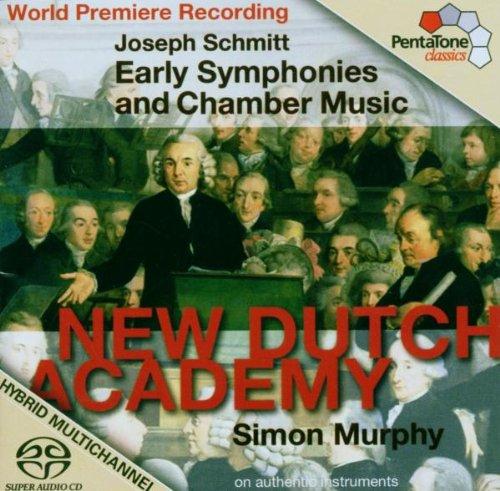 SCHMITT / DUTCH ACADEMY CHAMBER / MURPHY