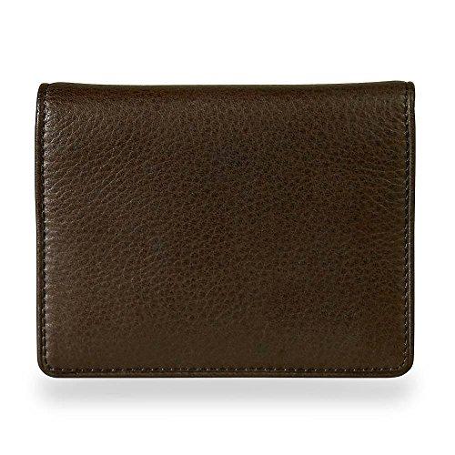 Levenger RFID Flipfold Wallet