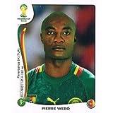 FIFA World Cup 2014 Pierre Webo Sticker No.106
