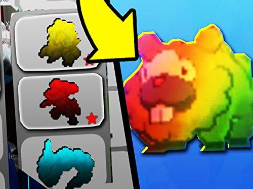 Clip: Trading a Rainbow Bidoof